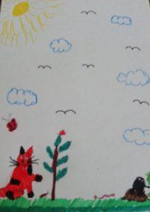 Pavasaris sākumskolā